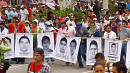 Protest anger over missing Mexican teachers