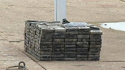 Huge cocaine bust off Portuguese coast