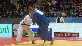 Judo: Walter Facente bronzo a Tashkent