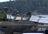 Sweden military operation to find 'foreign underwater activity'