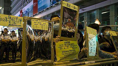 Hong Kong: 'Radicals' infiltrating protests, say police