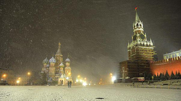 Ο χειμώνας ήρθε ήδη στη...Μόσχα! Φωτογραφίες από τα πρώτα χιόνια!