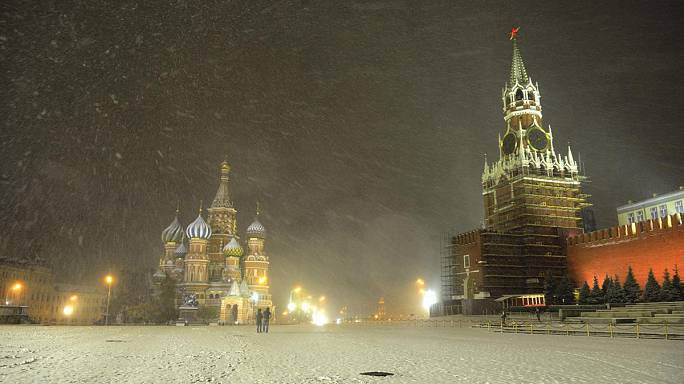 The first snowfall of the season in Moscow! – See the photo gallery