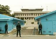 North and South Korea troops 'exchange fire' along border