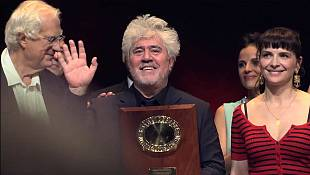 Almodóvar feted in Lyon