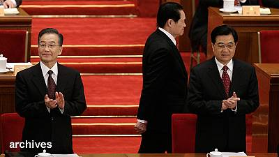 Legal reforms top agenda of China leaders meeting