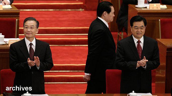 الجلسة الكاملة للحزب الشيوعى الصينى، خلال الأسبوع الرابع من الاحتجاجات في هونغ كونغ
