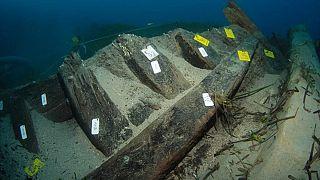 Προχωρά η υποβρύχια ανασκαφή σε ναυάγιο 500 ετών στη Ζακύνθο
