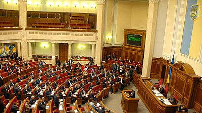 Ukraine voting for parliament with fresh CVs