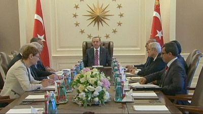 Kobani: Ankara innen- und außenpolitisch unter Druck