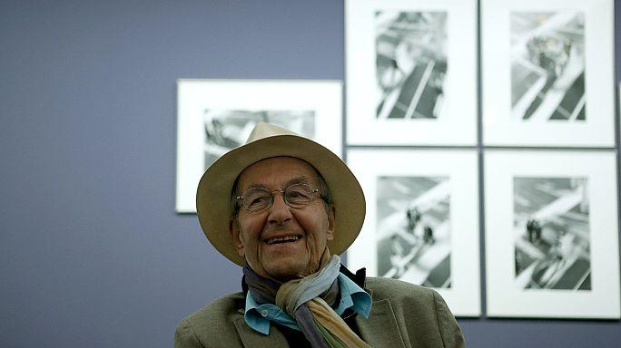 René Burri, le célèbre portraitiste de Che Guevara, est mort