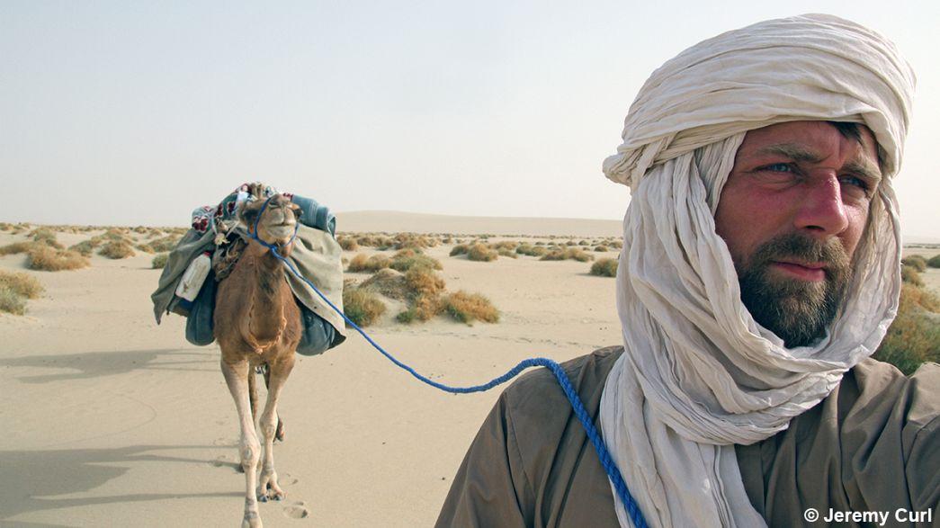 Jeremy Curl: Seeking prehistoric art in the Sahara