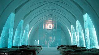 «Ice Hotel»: красота, леденящая кровь