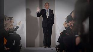 Oscar de la Renta bows out