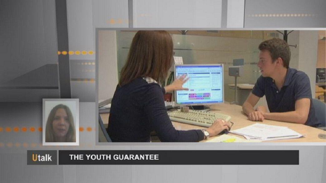 Une garantie européenne d'emploi, de formation ou de stage pour les jeunes