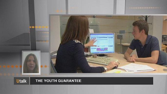 Avrupa'da gençlere gelecek garantisi