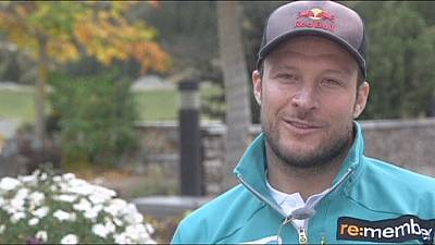 Svindal suffers Achilles injury