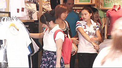 Economia chinesa abranda