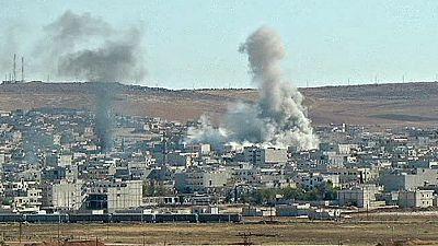 La ofensiva yihadista extiende su avance en Siria e Irak