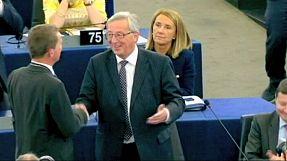 Barroso deja paso a Juncker