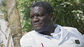 El ginecólogo Denis Mukwege, premio Sájarov 2014