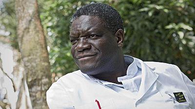 Saharov Ödülü Denis Mukwege'nin