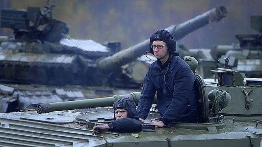 Primeiro-ministro ucraniano acusa Presidente russo de querer congelar a Ucrânia