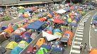 Hong Kong demonstrations continue despite planned talks