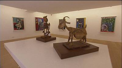 Paris Picasso Museum renovations complete