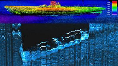 WWII Nazi U-boat wreck found on bottom of the Atlantic ocean