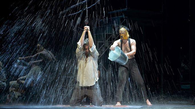 Mester és Margarita a Vígszínházban