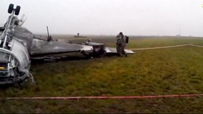 French experts in Moscow to aid investigation into Total air crash