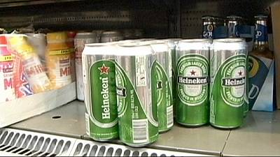 Wet summer hits Heineken's sales