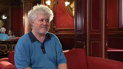 Almodóvar is still excited about film