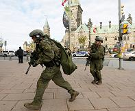Canada: parliament in lockdown after shooting at Ottawa war memorial