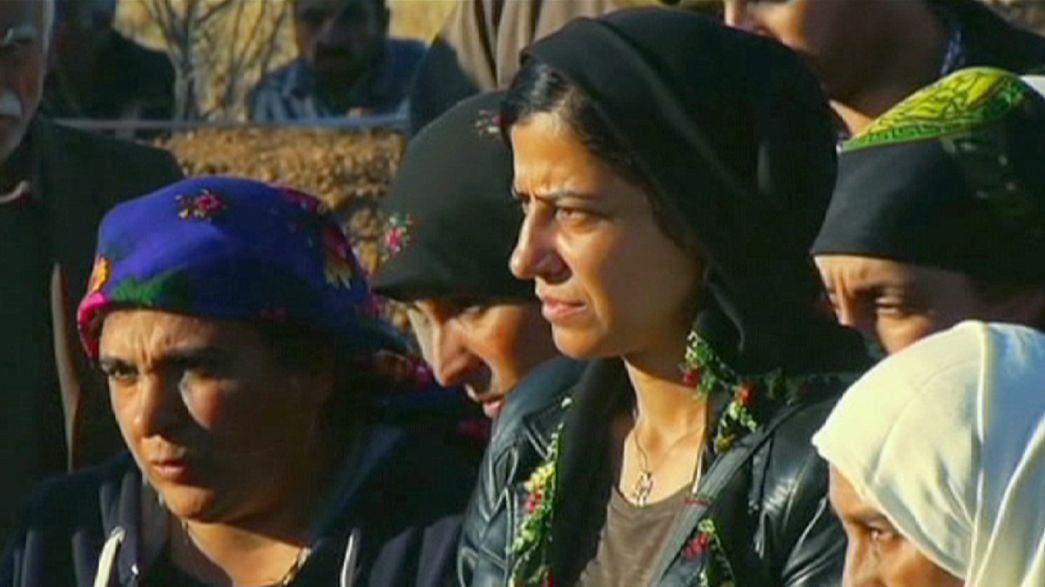 """""""Frente internacional y kurdo unido contra EI"""". Entrevista a ministro de Exteriores del Kurdistán iraquí"""