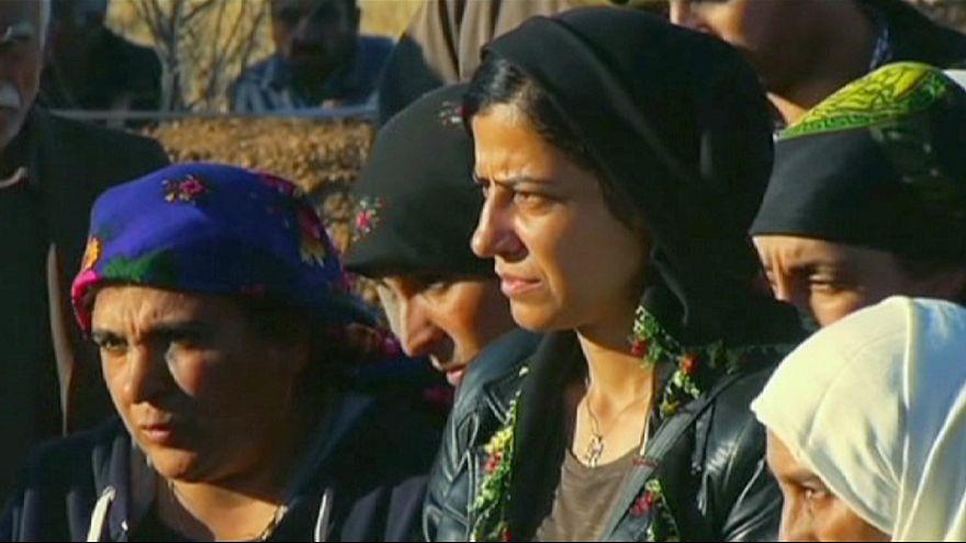 """Falah Mustafa Bakir: """"curdos ficarão gratos com qualquer tipo de assistência da Europa"""""""