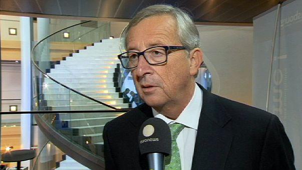 Еврокомиссия Юнкера начала 5-летнее существование