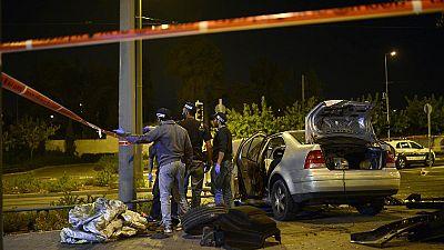 Renforcement de la sécurité après un attentat à la voiture bélier à Jérusalem