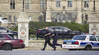 Anschlag in Ottawa: Abgeordnete verbarrikadierten sich in Büros