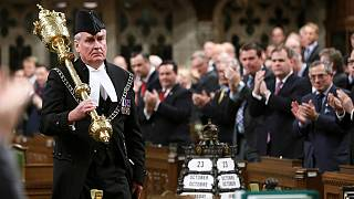 MPs praise 'fearless' sergeant who led charge against Ottawa gunman