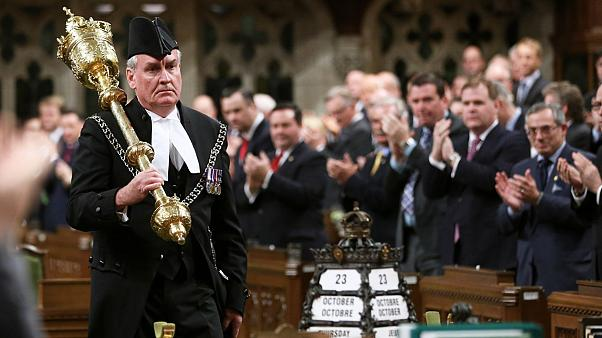 MPs praise 'fearless' sergeant who led charge against Ottawa gunman