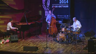 Baku beats to the sound of jazz