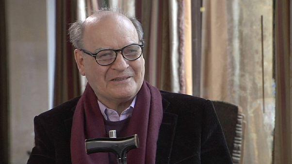 Celebrating 50 years of Malfada with cartoonist Quino
