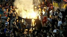 Serbia and Albania await Uefa punishment over violence-marred Euro2016 qualifier