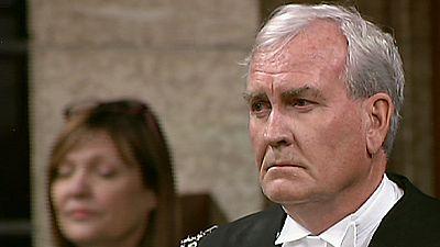 Canada's 'hero' hailed in Parliament