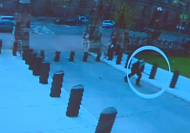 Video footage of Canadian parliament gunman shows final movements