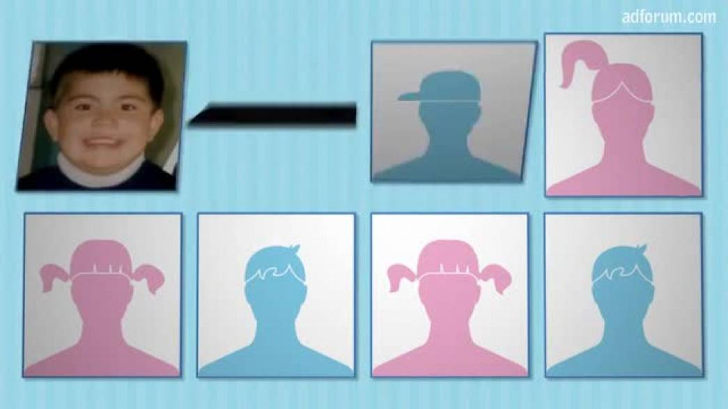 #DíaDelNiñoPerdido (Missing Children Argentina)