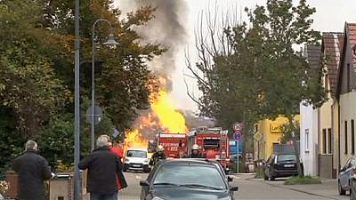 Germany: pipe explosion kills construction worker