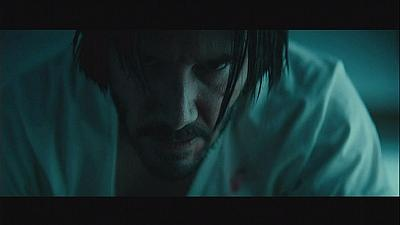 Keanu Reeves back in action flick 'John Wick'